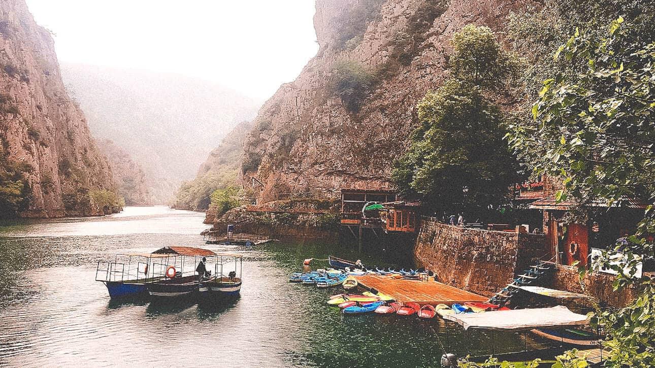 Kanjon Matka - Macedonia