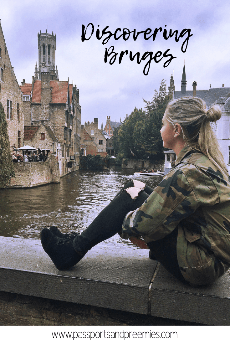 Pin Me - Discovering Bruges