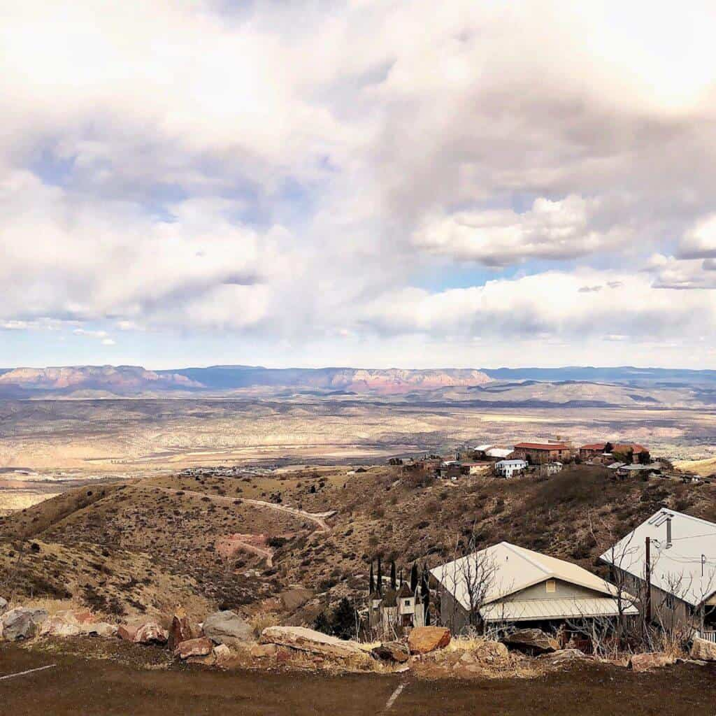 Stopping in:  A Mini Trip to the Jerome Ghost Town