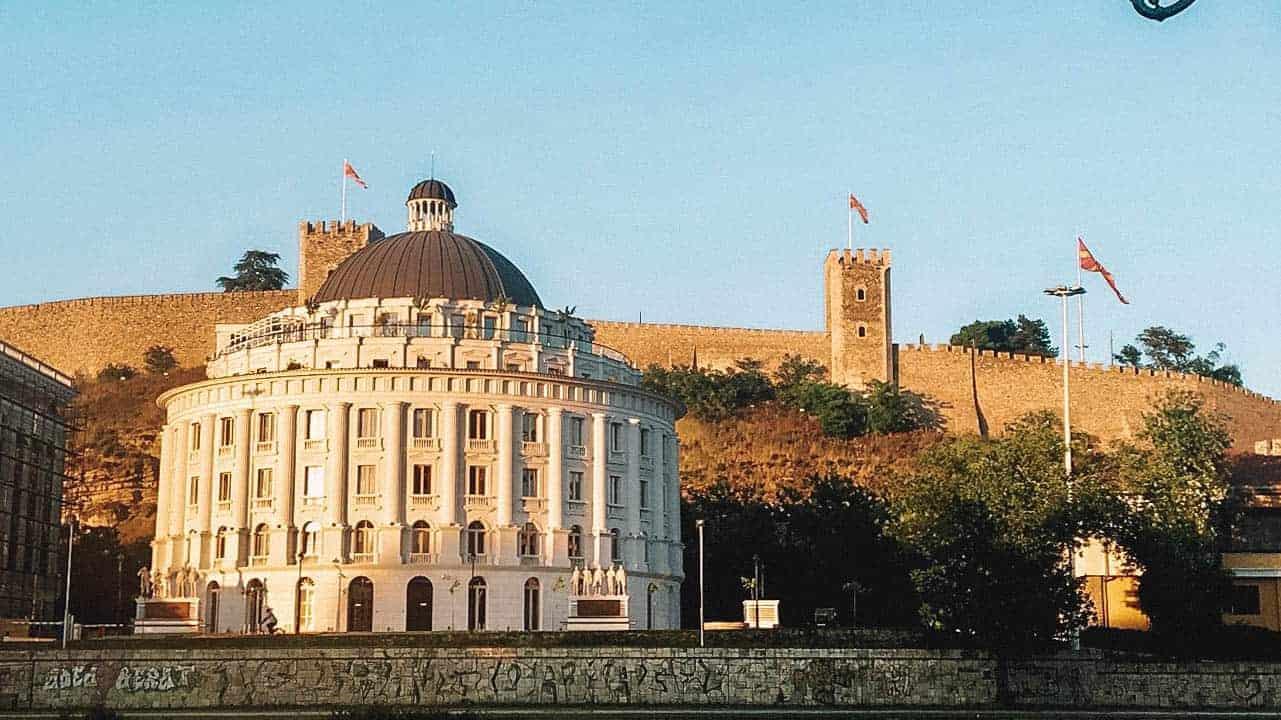 Visit Skopje