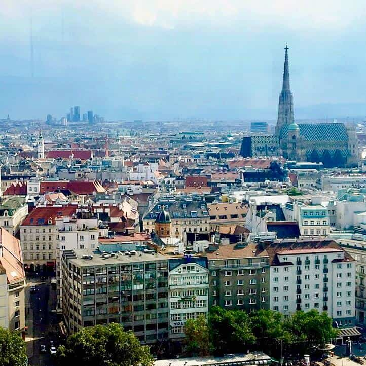 8 Great City Views in Europe