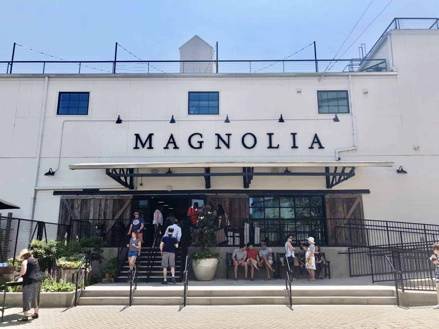 planning a trip to Magnolia Market