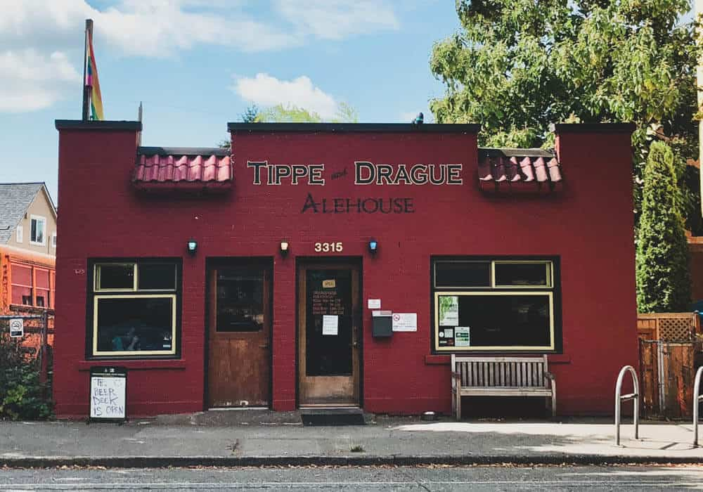 Tippe and Drague Alehouse, Seattle