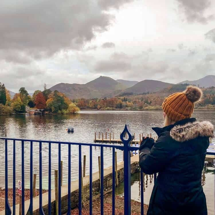 visiting the lake district