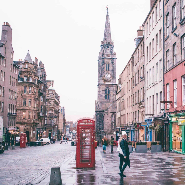 Complete Guide to Edinburgh