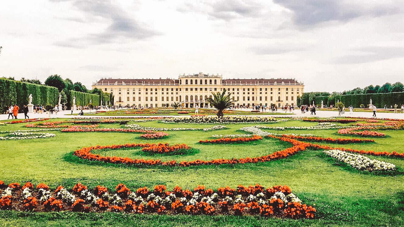 Schonbrunn - Vienna