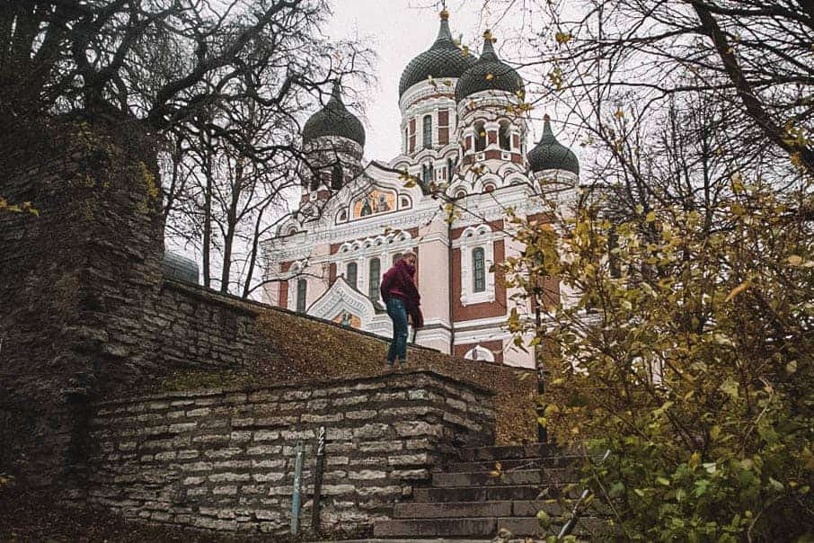 alexander nevsky cathedral - russian revival architecture
