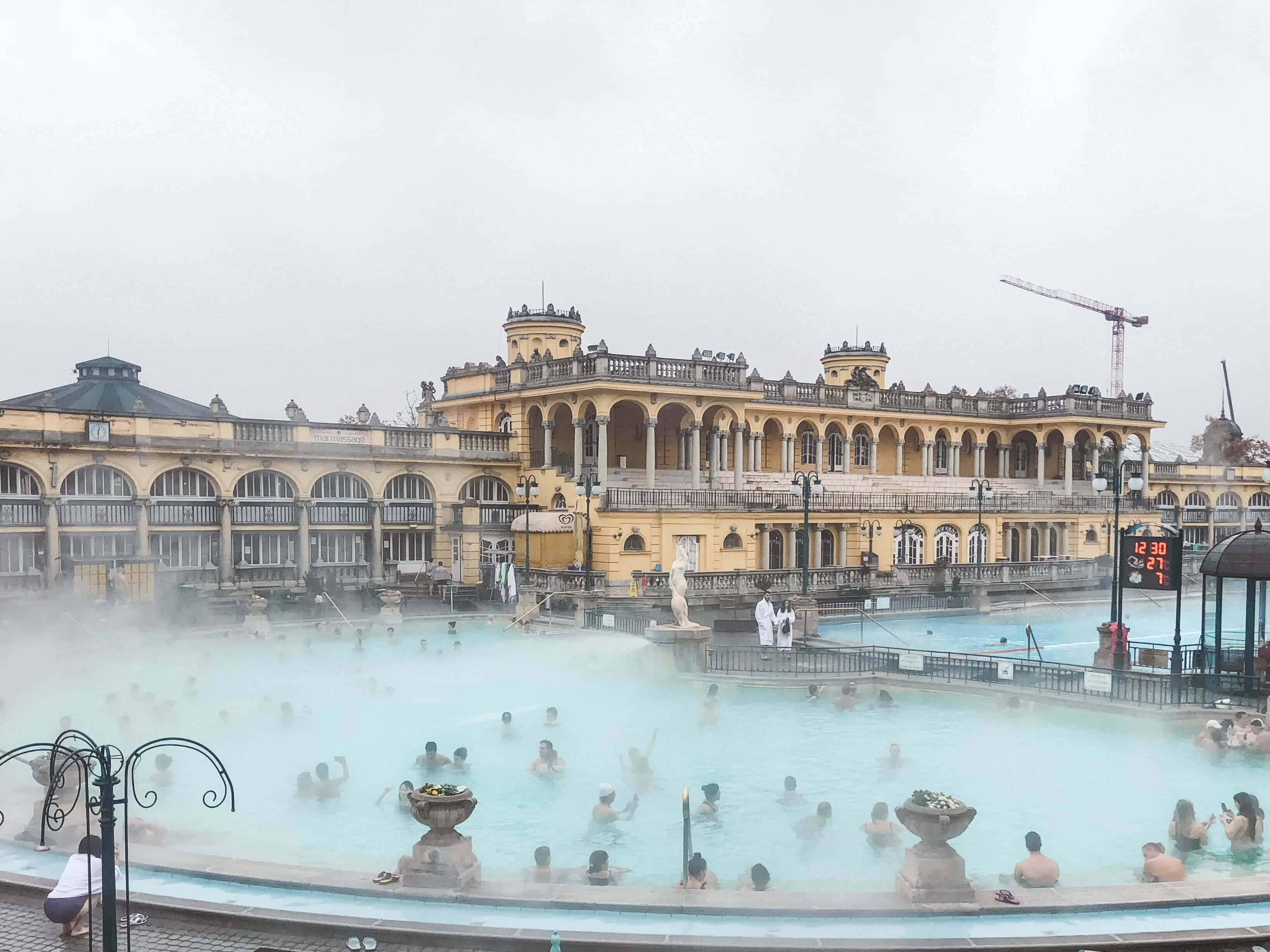 Thermal Bath - Budapest