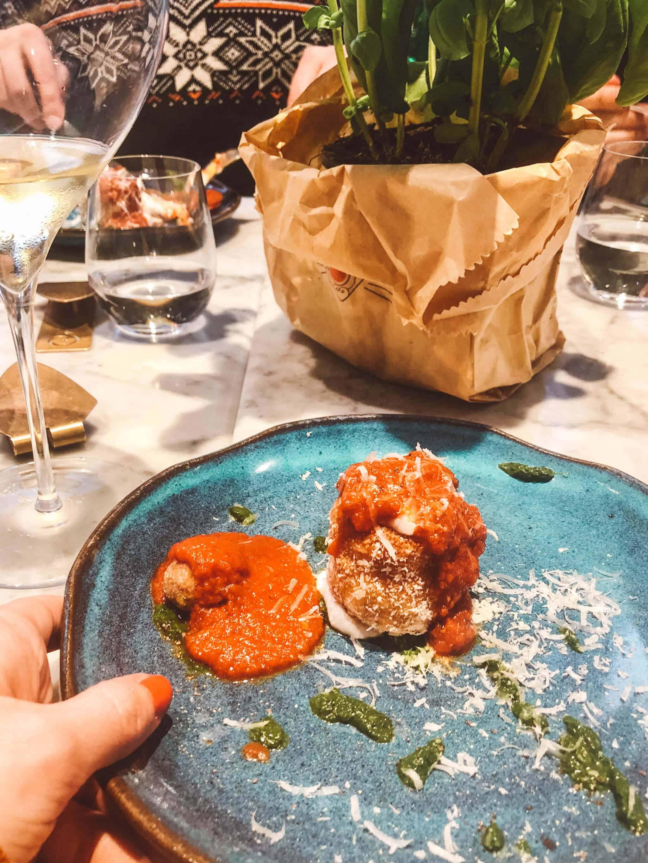 Meatballs - Naples