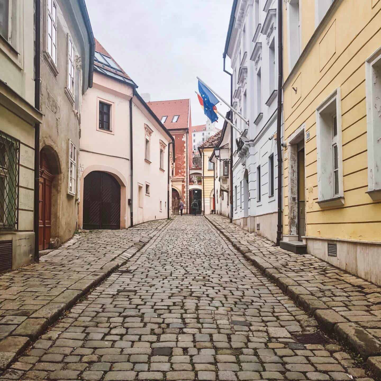 A Day Trip to Bratislava