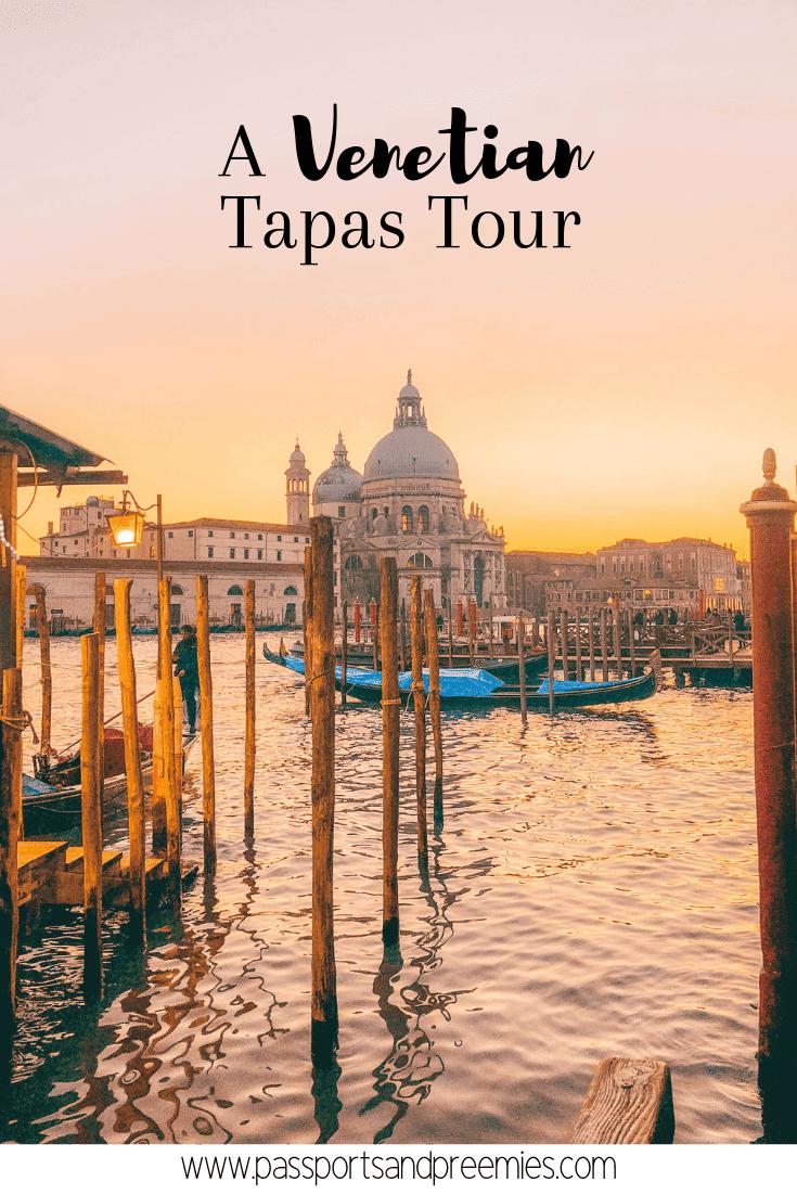 Pin Me! A Venetian Tapas Tour