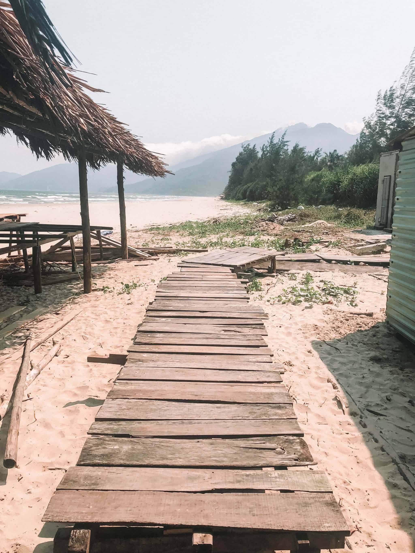 Lang Co Beach, Vietnam
