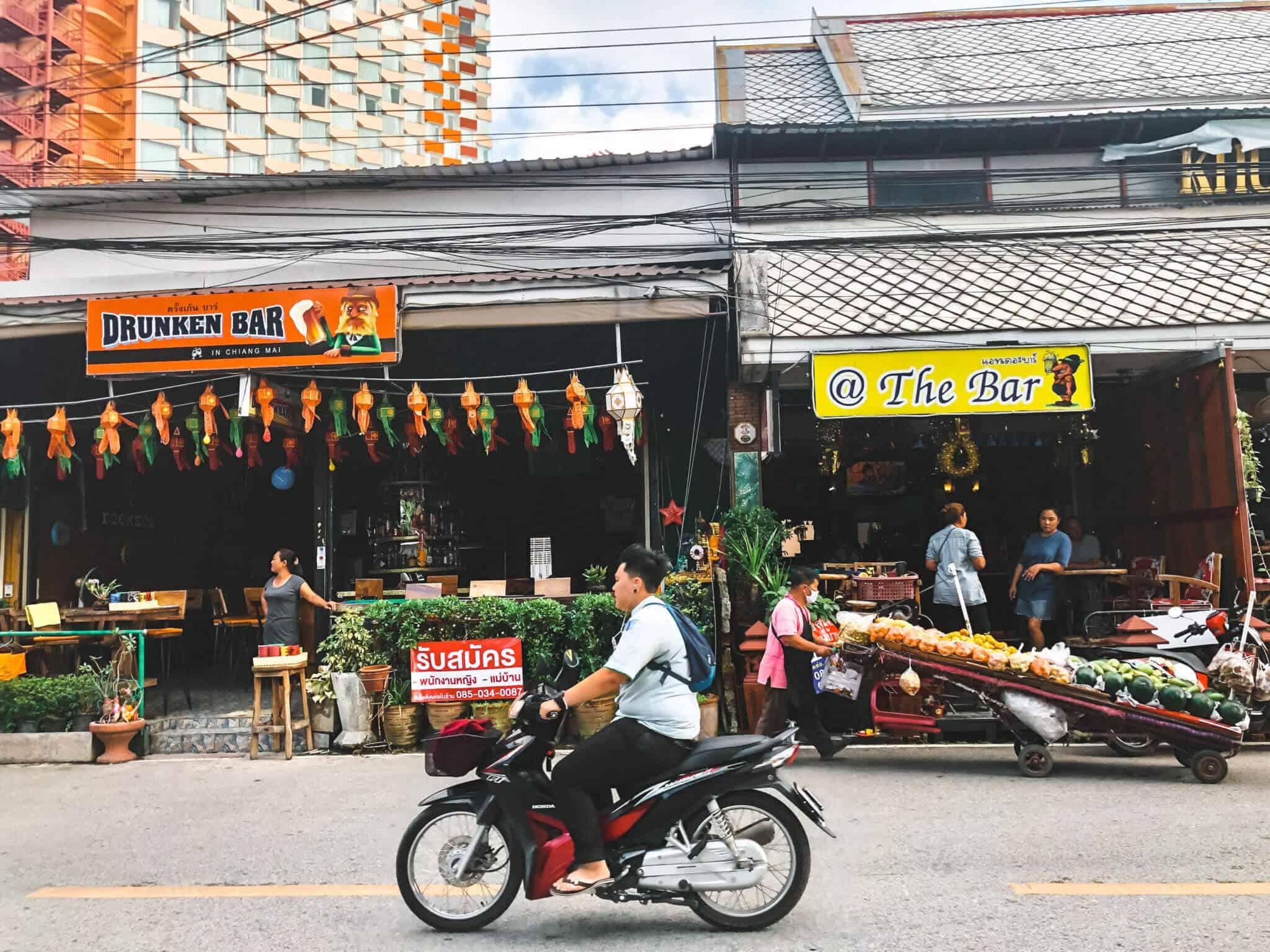 Motorbike - Thailand