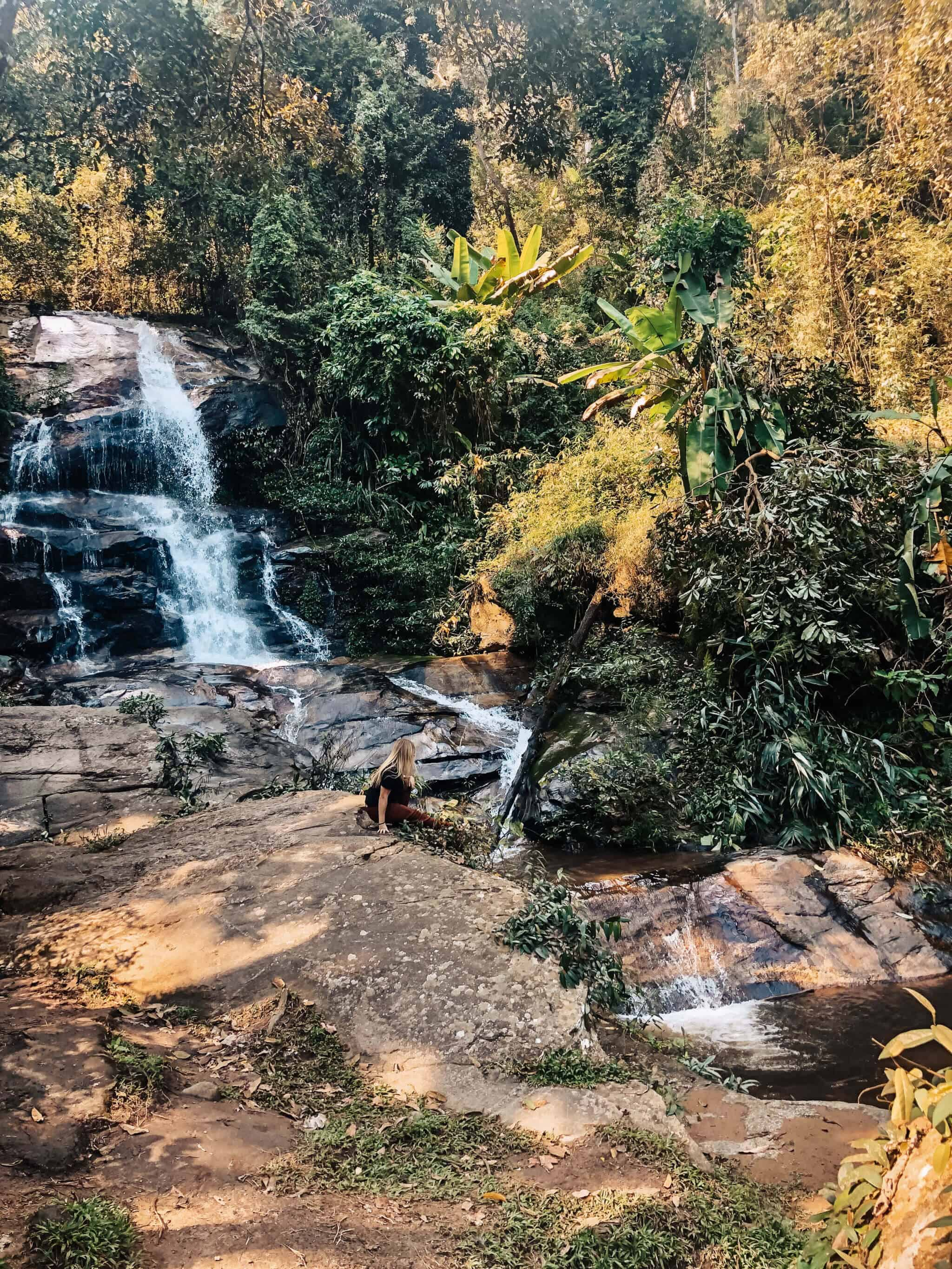 Waterfall - Chiang Mai