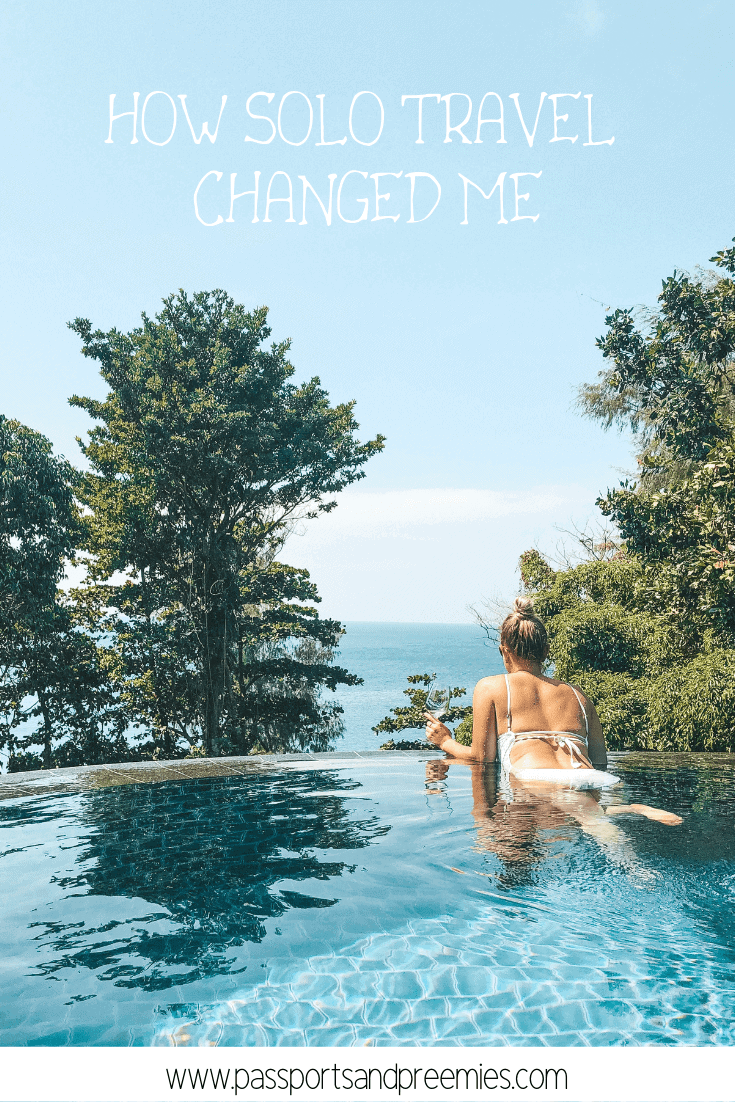 Pin Me - How Solo Travel Changed Me