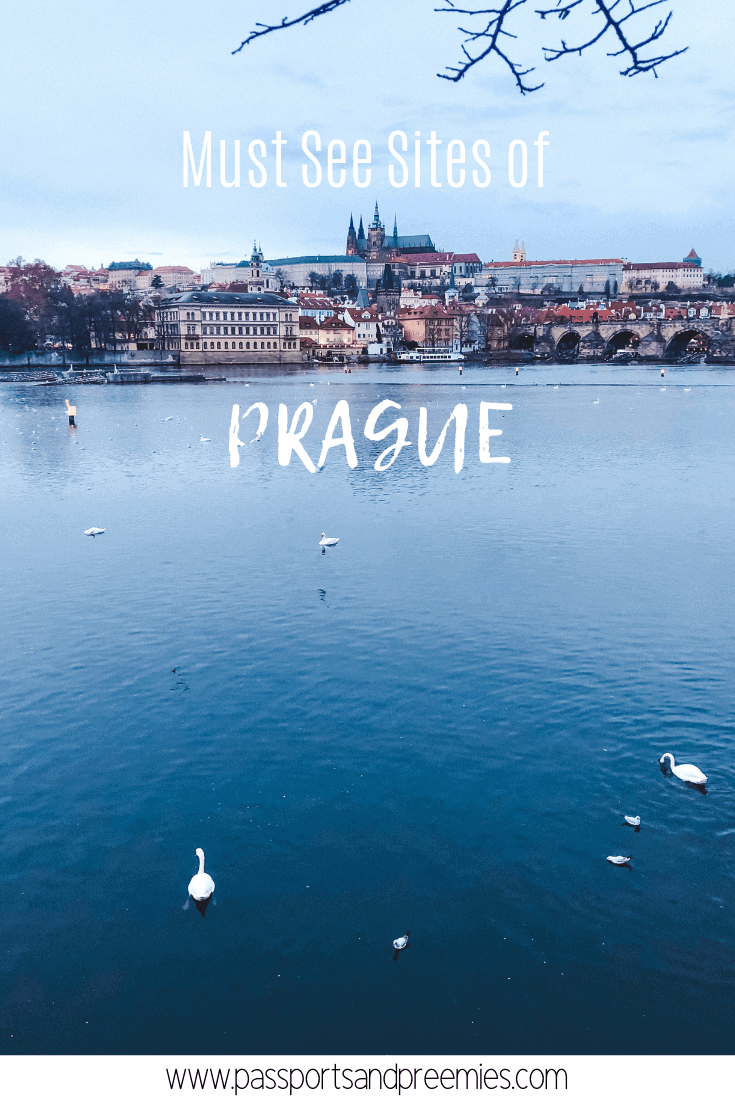 Pin Me! Must See Sites of Prague