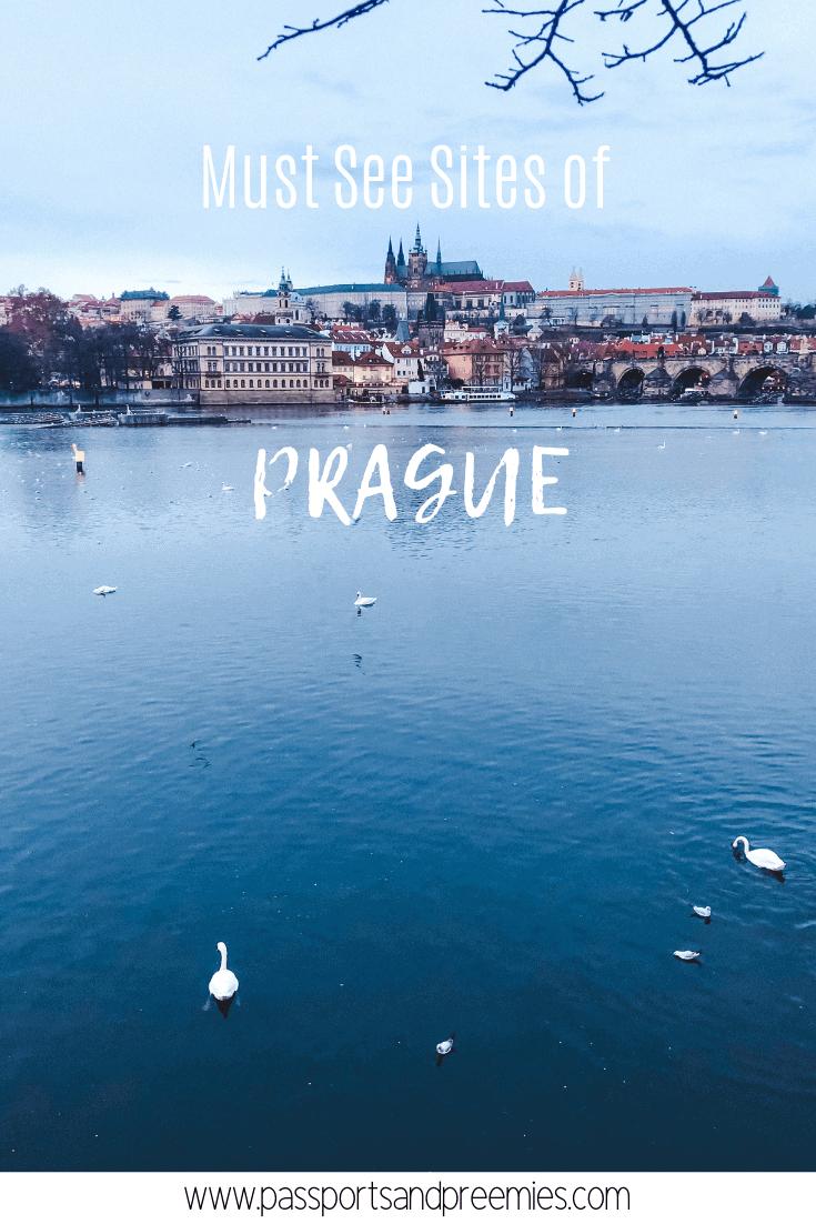 Pin Me! Must See Sites of Prague