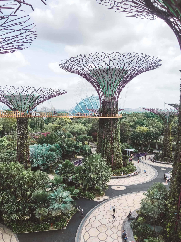 48 Hours in Singapore - Marina Bay