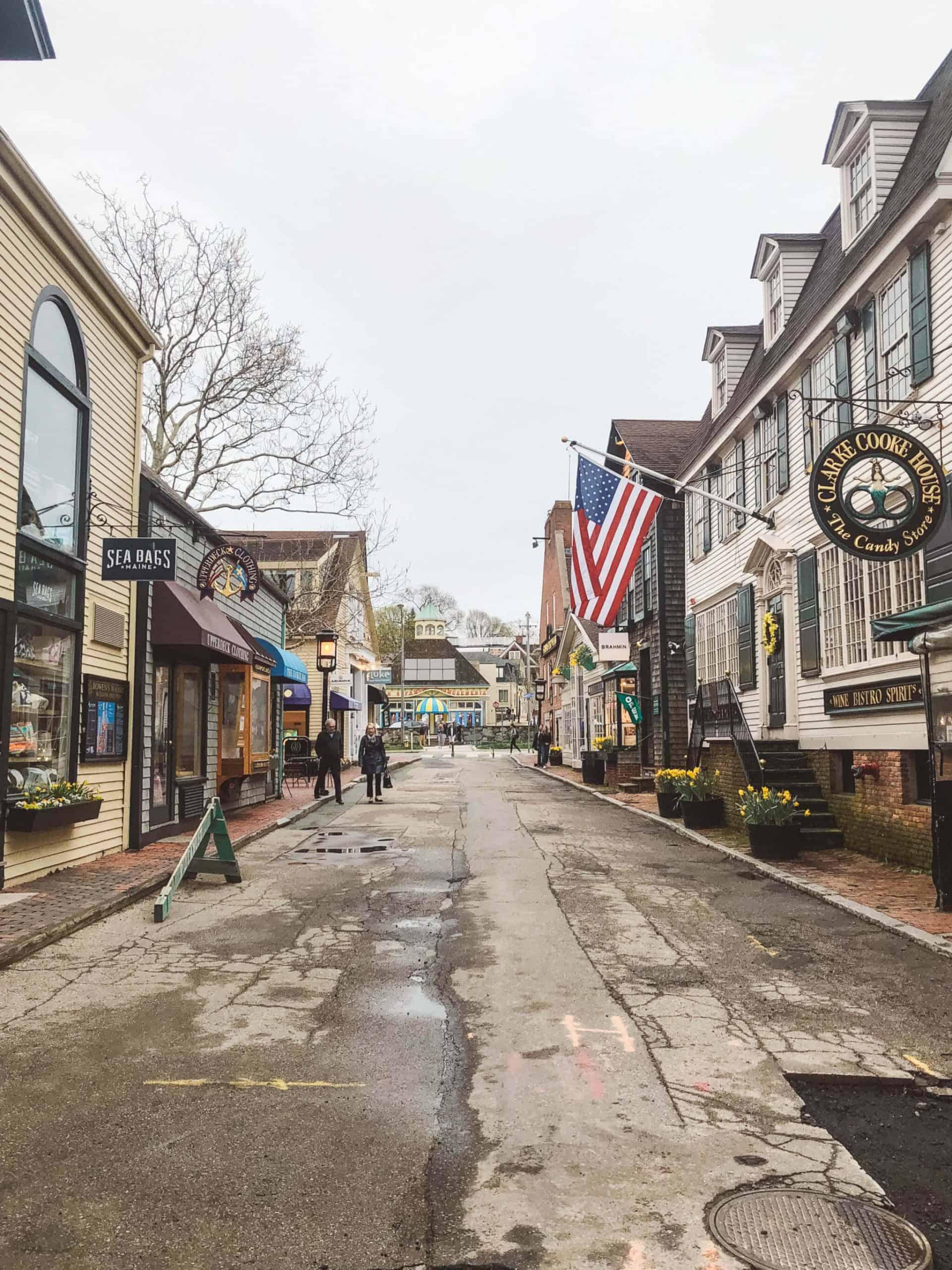 Eight Days on the East Coast - Newport, RI