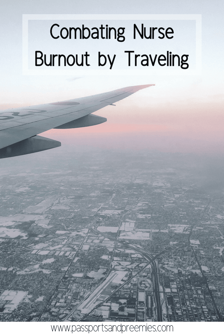 Preventing Nurse Burnout by Traveling