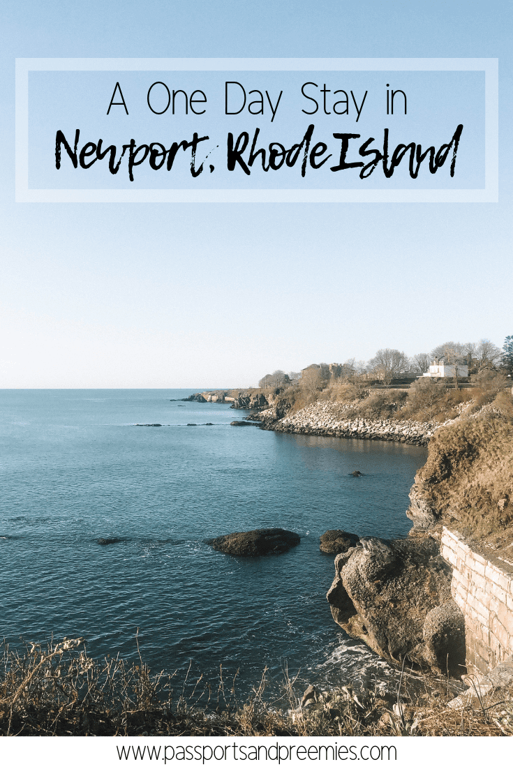 A One Day Stay in Newport, RI