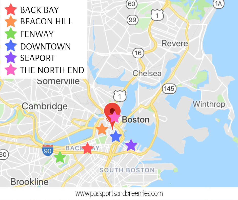Boston Neighborhoods