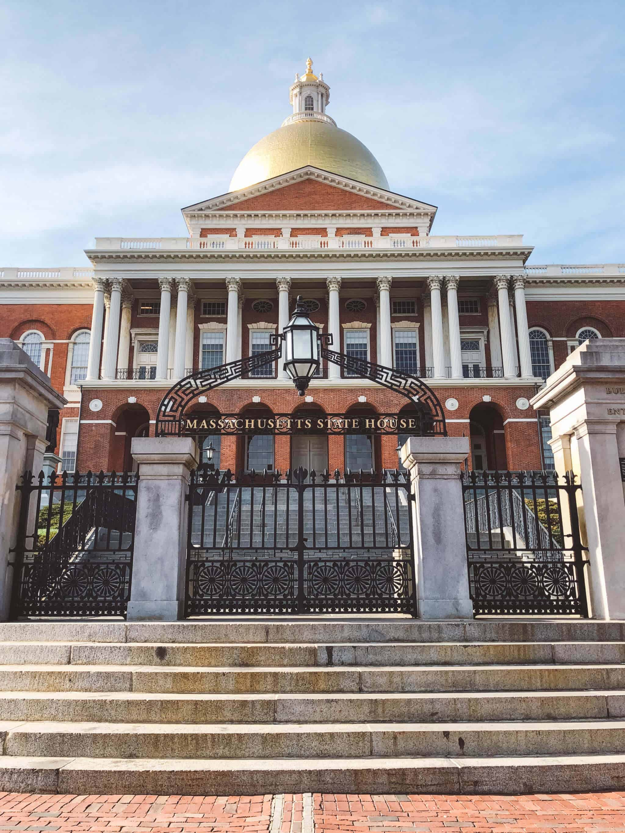 Ultimate Guide to Boston - The Freedom Trail