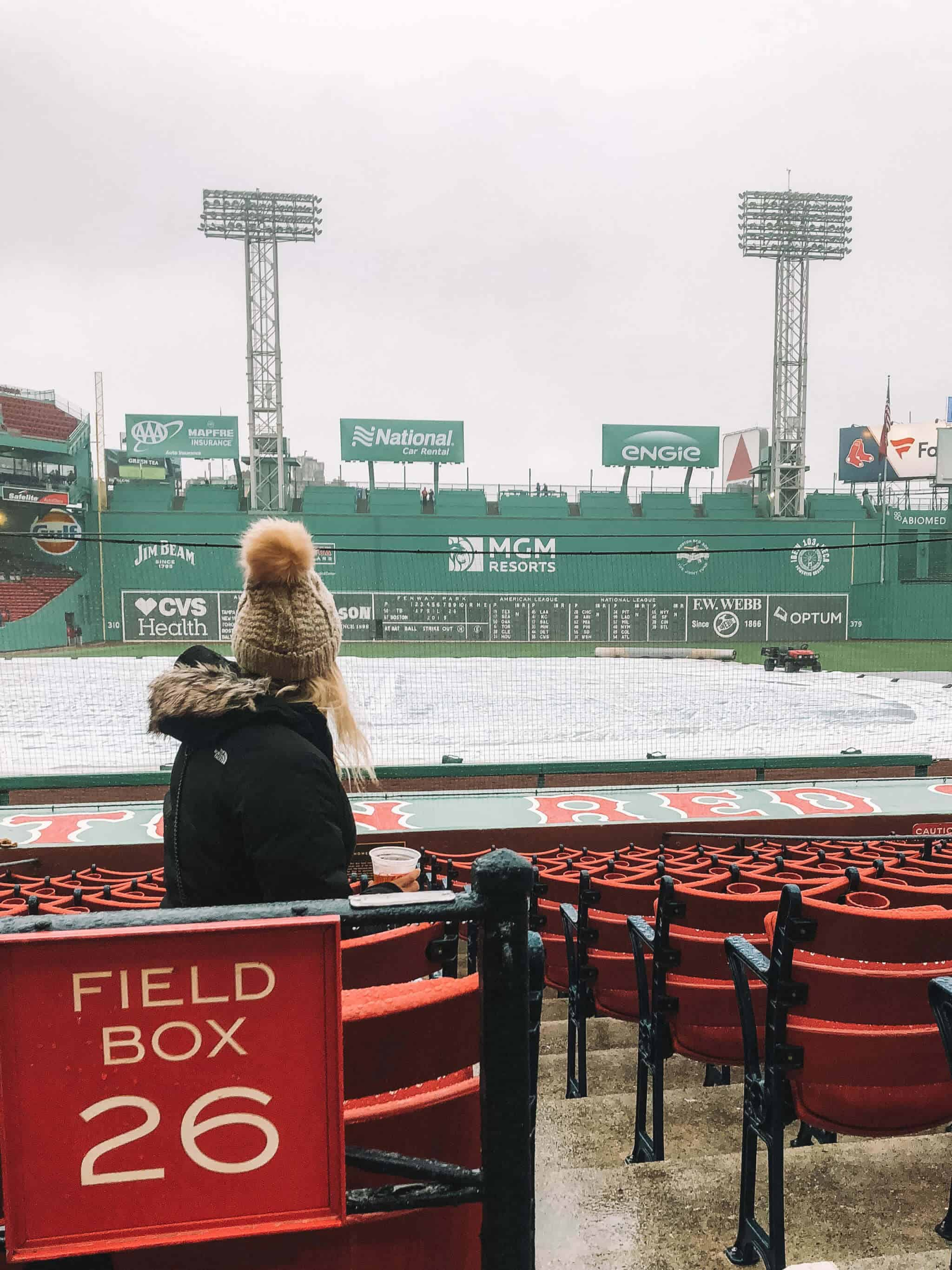 10 Things to Do in Boston - Fenway Park