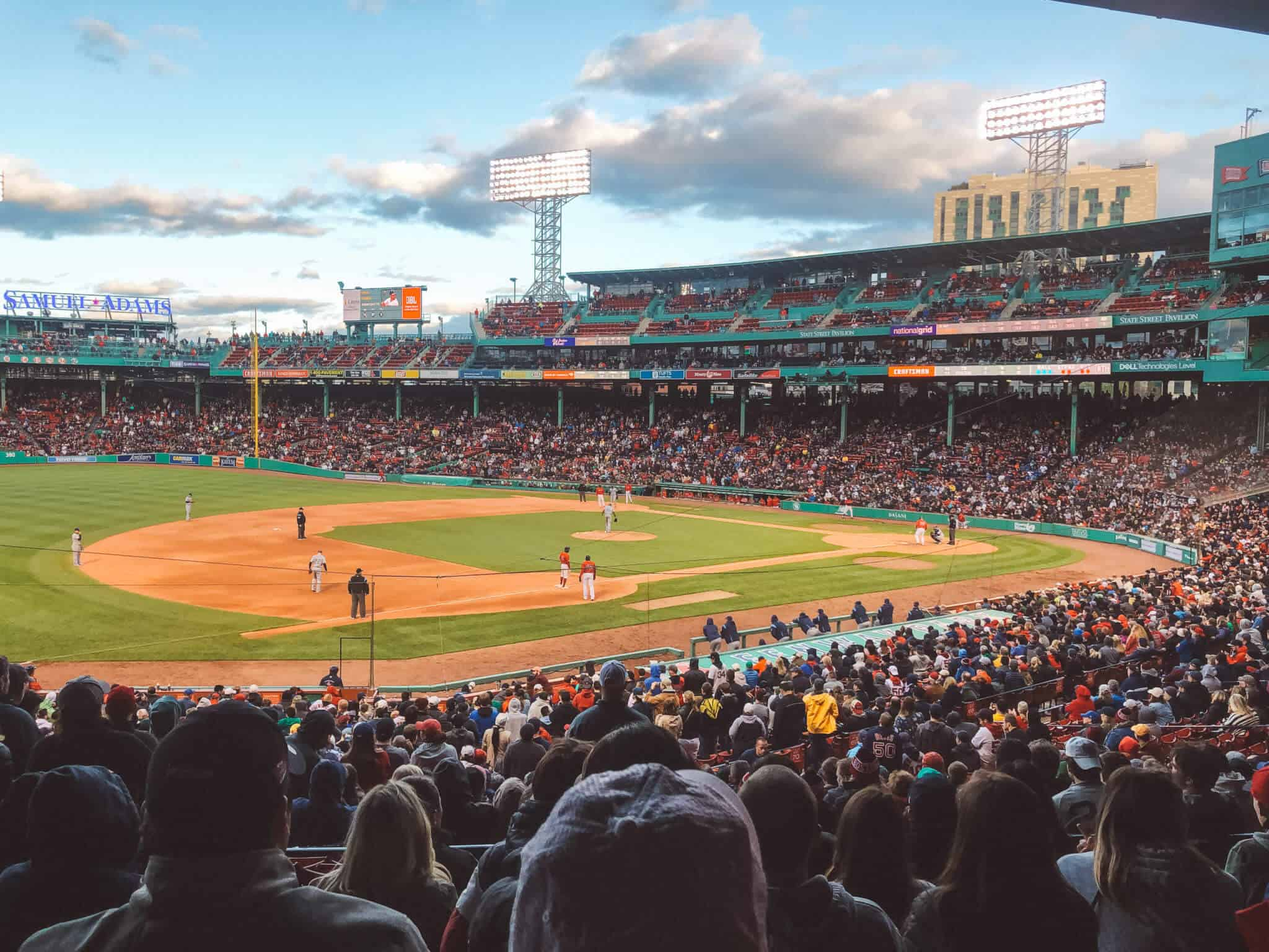 Complete Guide to Boston - Fenway Stadium
