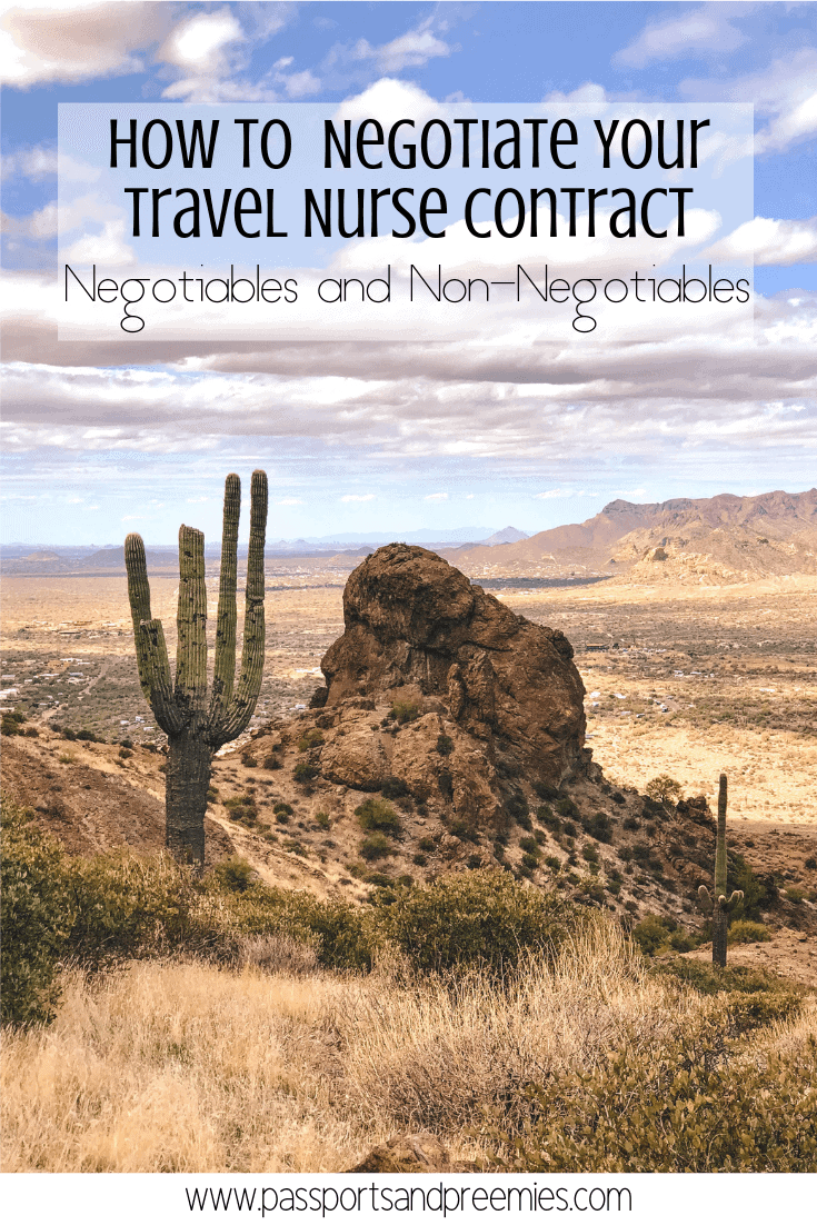 How to Negotiate Your Travel Nurse Contract