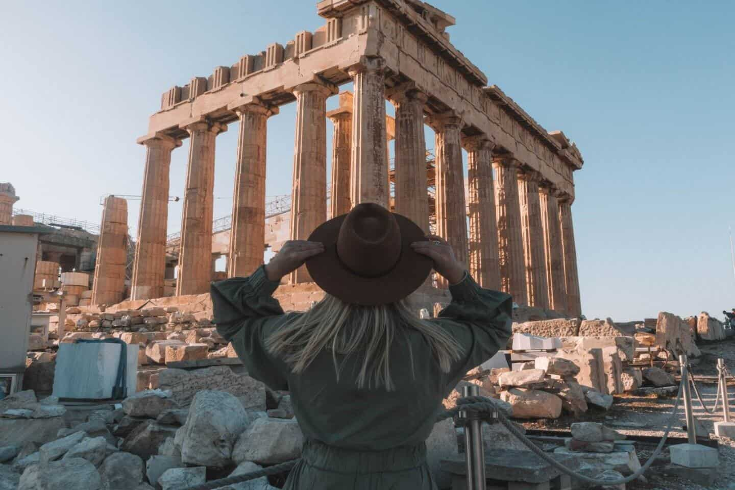 2 Days in Athens - SOLO
