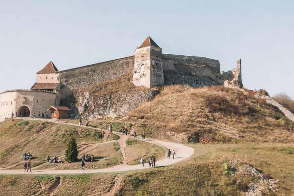 The 8 Day Vacay - Romania