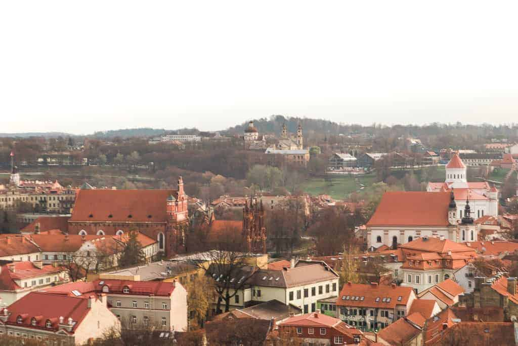 One Day in Vilnius – How to Go Solo in Lithuania's Capital