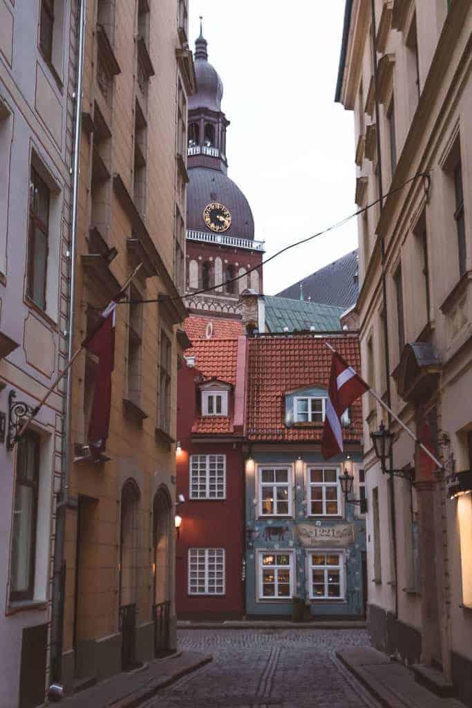 Latvia Travel Itinerary