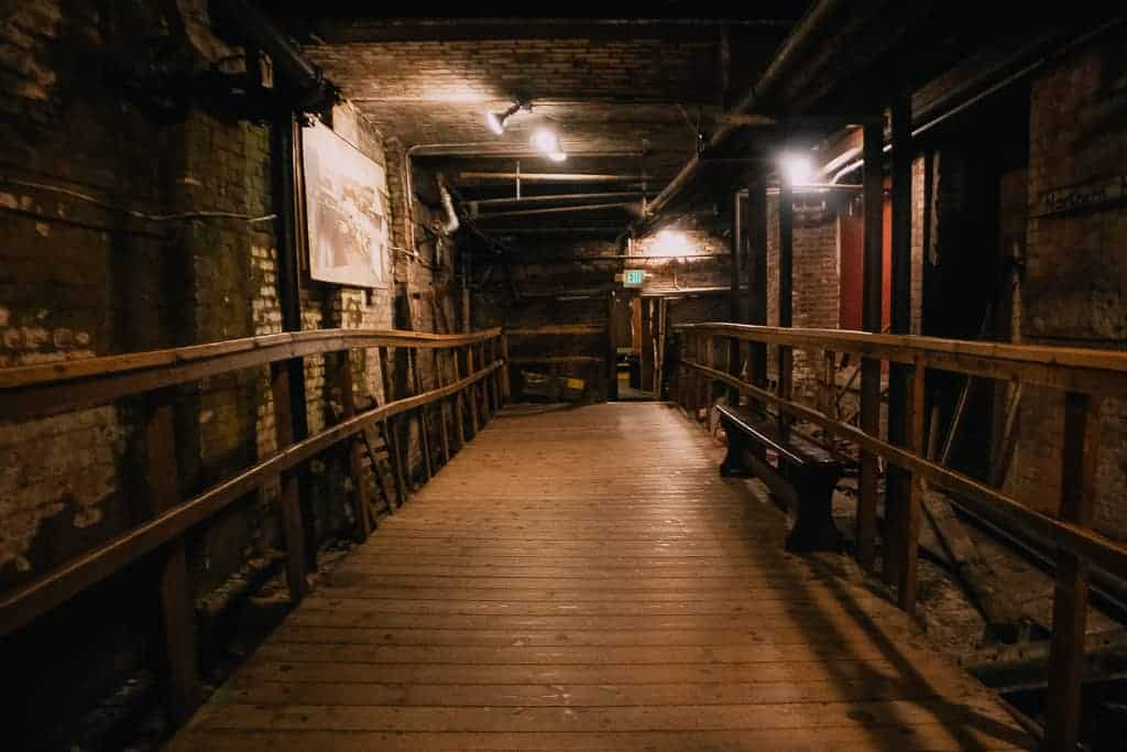 underground streets of seattle