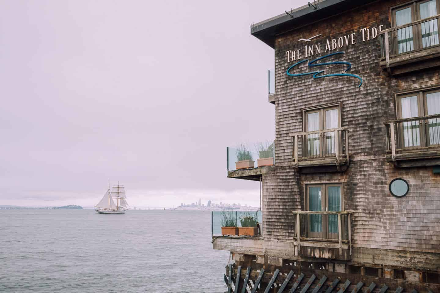 From San Francisco:  A Day Trip to Sausalito