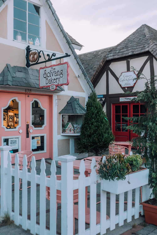 pink bakery