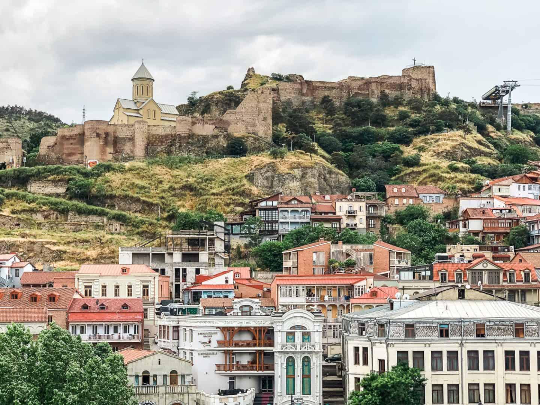3 days in tbilisi