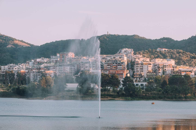 one day in Tirana